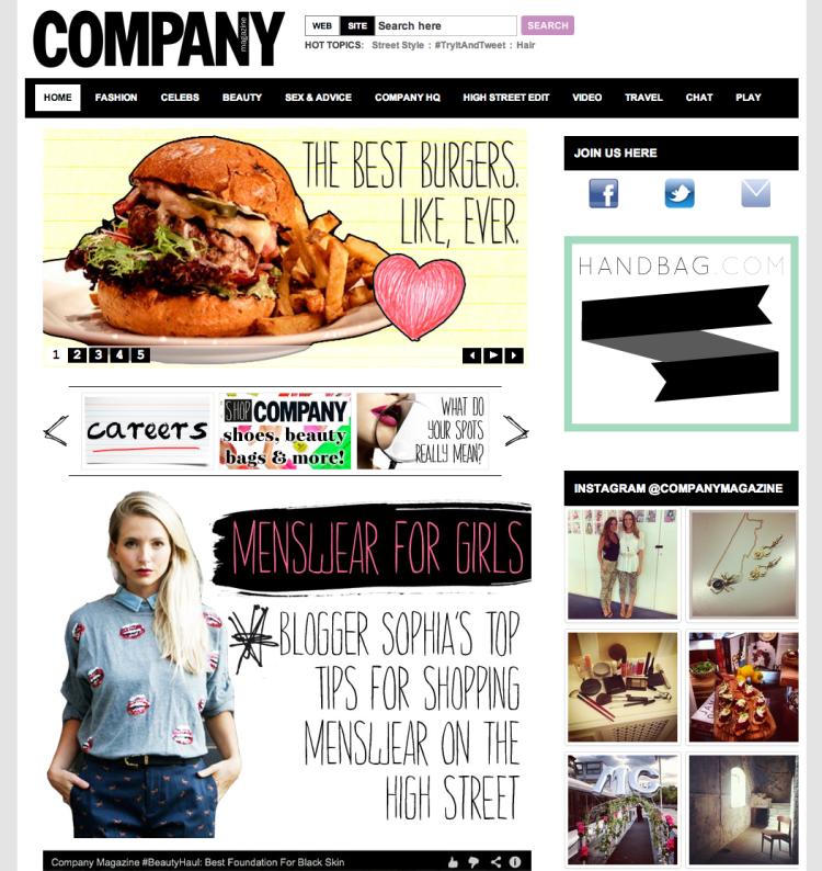 Company Magazine 2