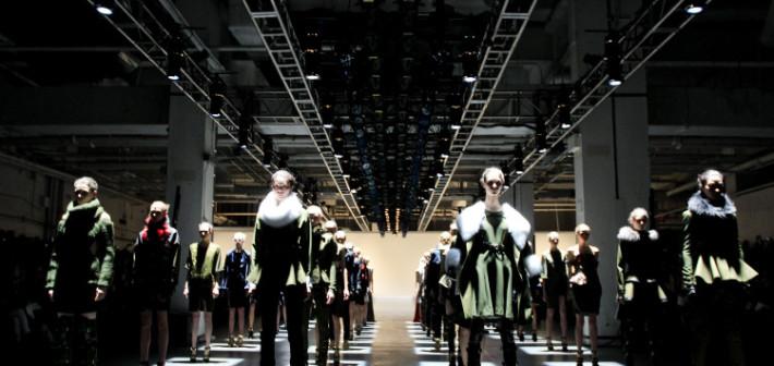 NYFW – Masculine minimalism lives on