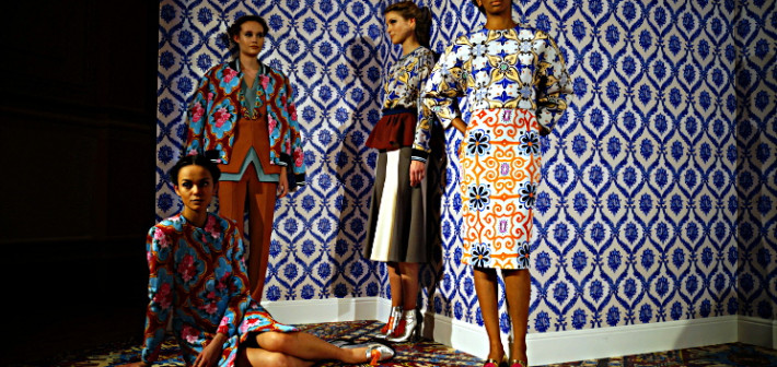 London Fashion Week: The Presentations