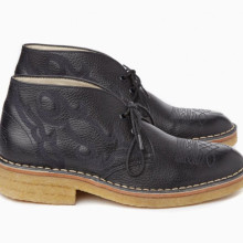 The YMC Desert Boot