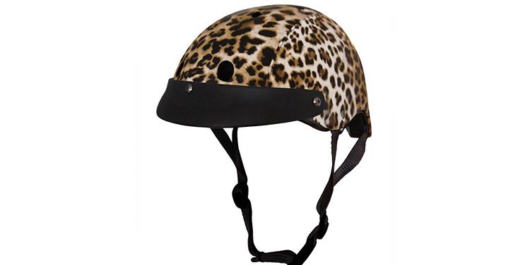 Sawako Furuno Leopard Print Helmet - £84