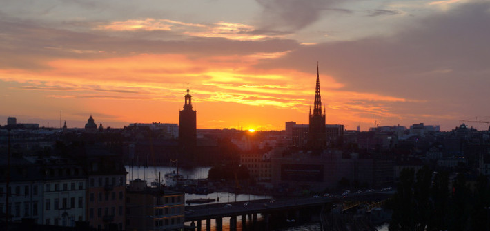 A week in the life: Stockholm