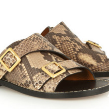 The sandal worth selling your soul for
