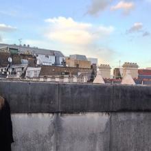 Gemma Boner of WHISTLES Menswear
