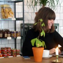 Pauline Ström Gunnér of GRANDPA