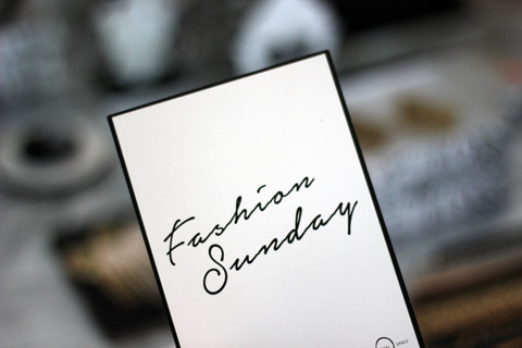 Fashion Sunday
